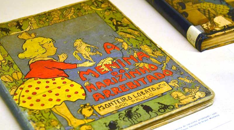 Narizinho, de Monteiro Lobato, faz 100 anos e ganha exposição virtual Biblioteca inaugura mostra gratuita com raro material do autor