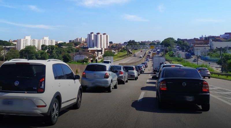 Nova lei de trânsito entra em vigor nesta segunda, 12