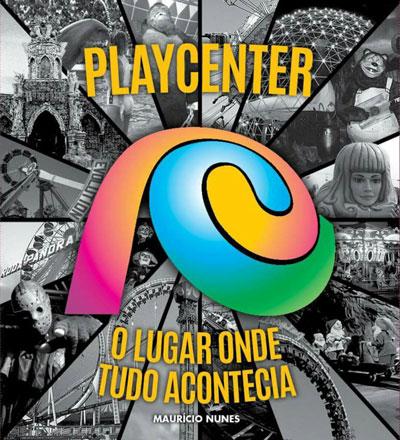 Livro Playcenter