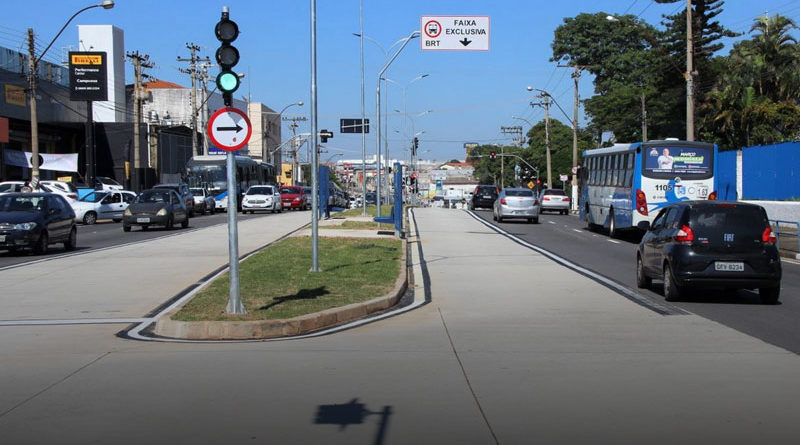 BRT da Amoreiras