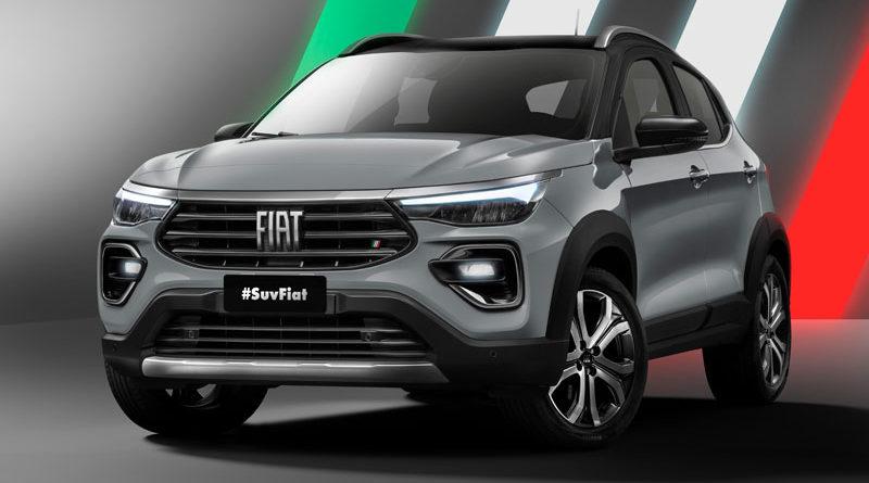 Fiat revela seu novo SUV