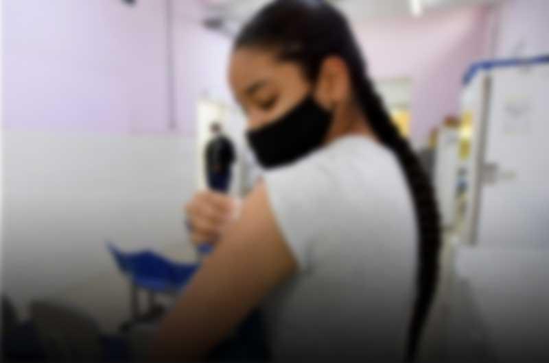 Vacinação contra a Covid de 15 a 17 anos