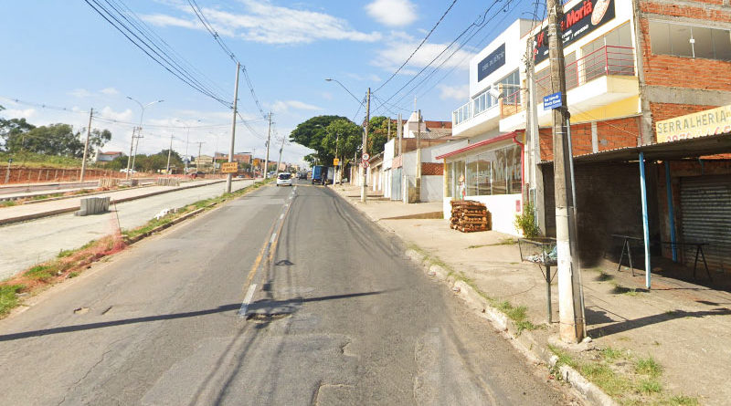 Avenida Camucim