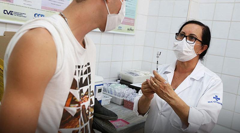 agendamento de vacinação